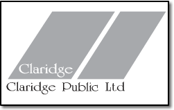 Claridge Public Ltd Logo